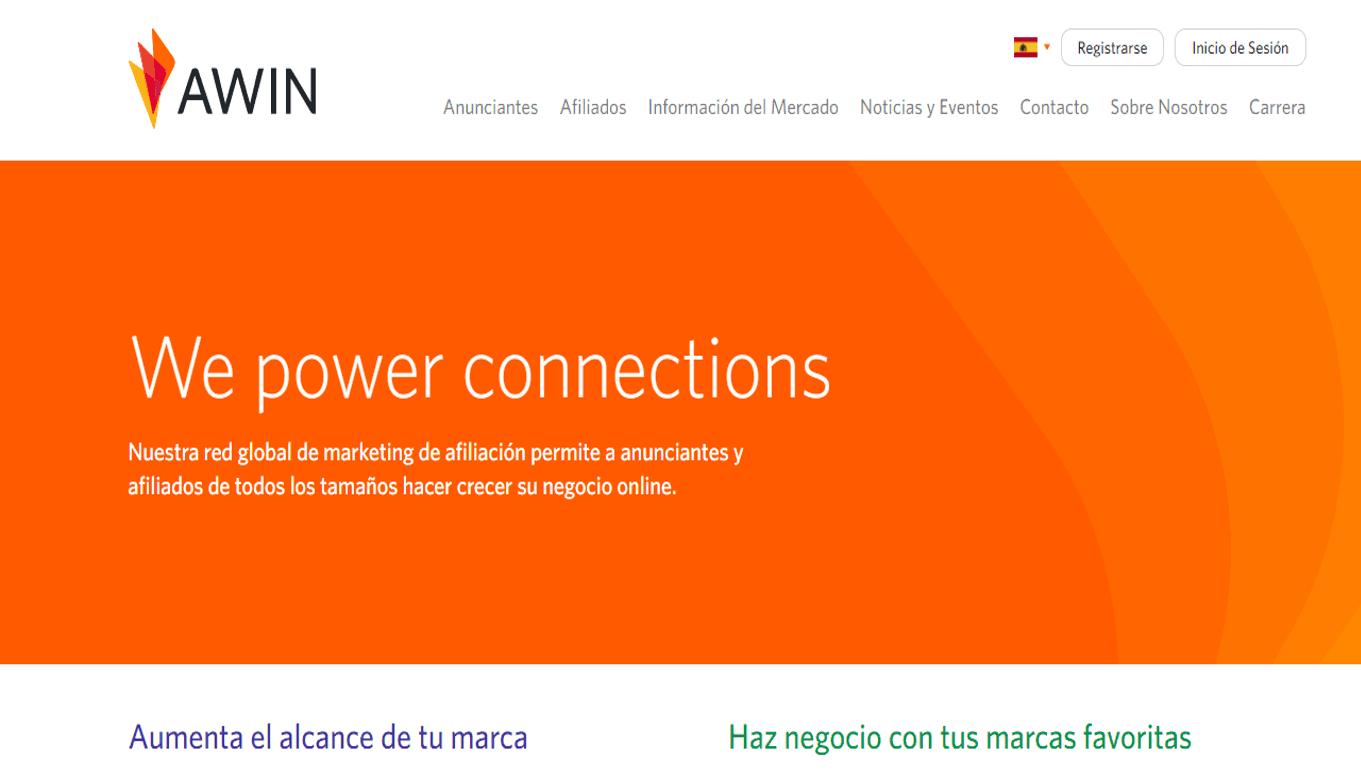 awin empresa marketing afiliacion españa